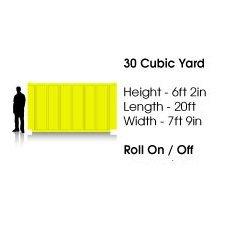 30 cubic yard skip hire Benfleet Scrap Co.