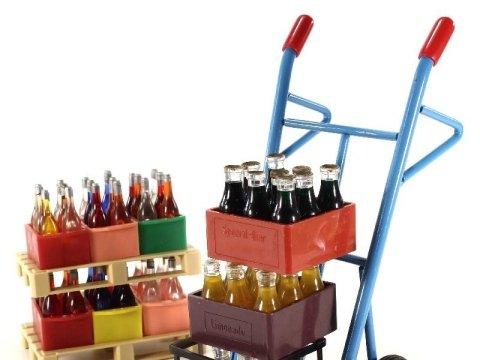 vendita bottiglie acqua Carraro Andrea Bevande