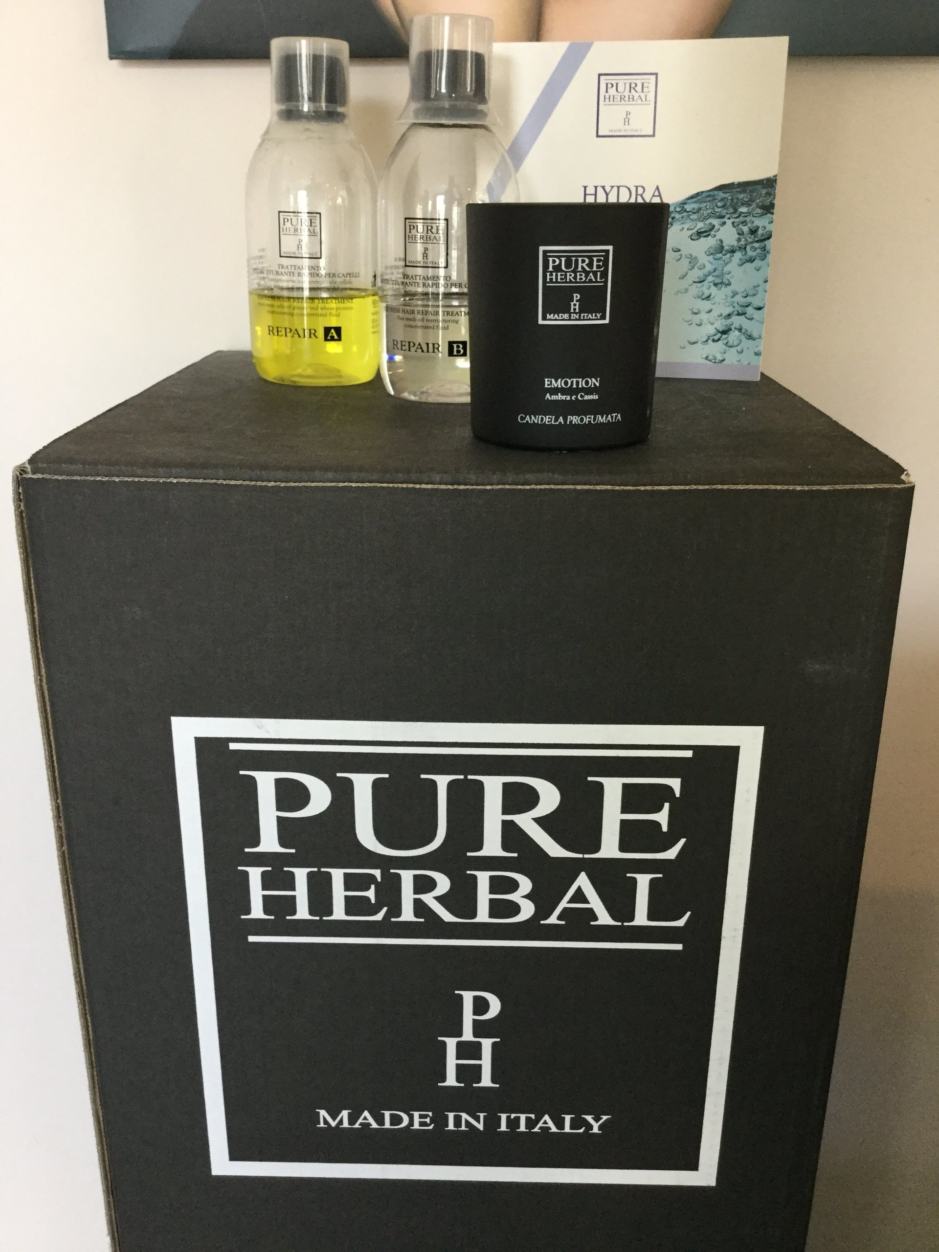 prodotti pure herbal