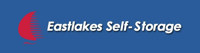 eastlakes self storage business logo