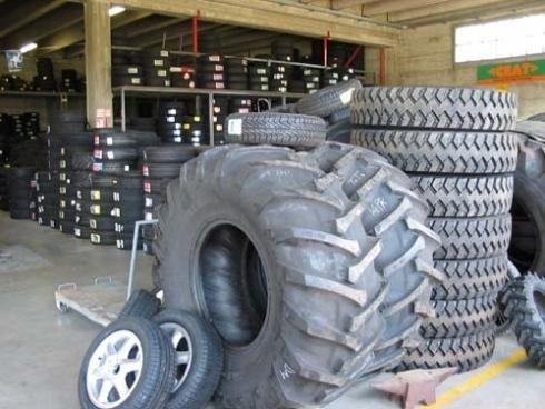 rivenditore pneumatici nuovi