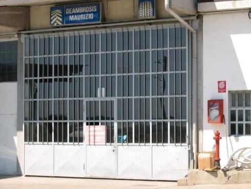 il magazzino dei pneumatici