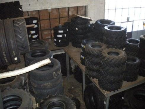pneumatici per vari mezzi