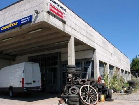 vendita pneumatici per automezzi