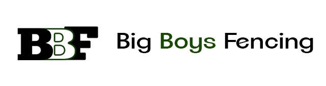 big boys fencing logo