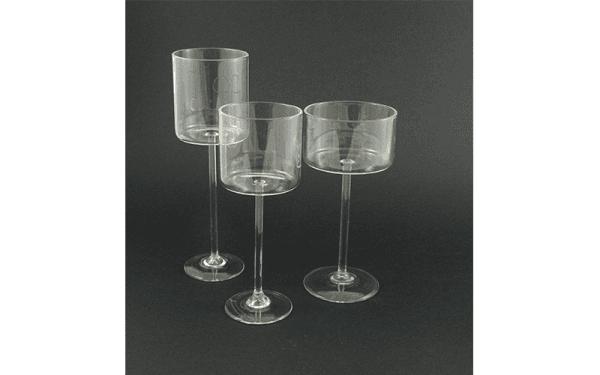 bicchieri fatti a mano