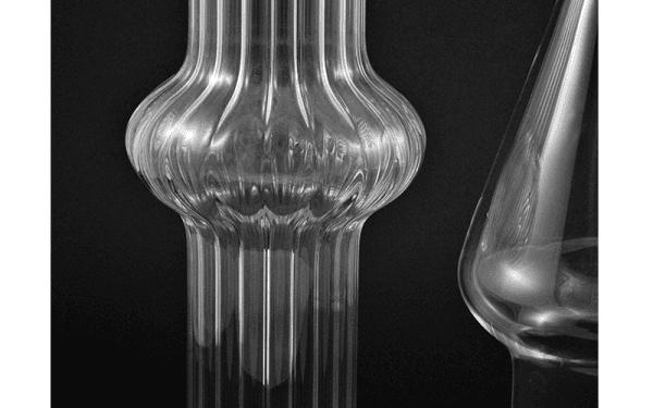 oggetti in vetro su misura