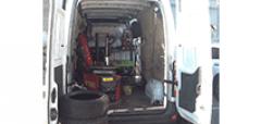 furgone attrezzato