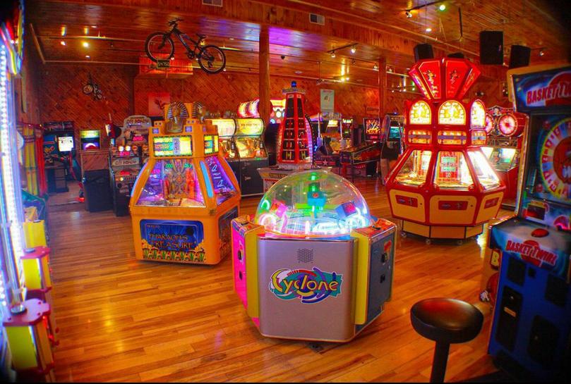 Game Room | The Mineshaft