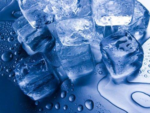 macchina per il ghiaccio