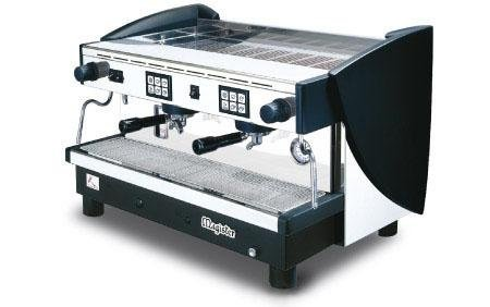 macchina caffè professionale semiautomatica