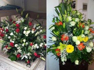 servizi floreali funebri