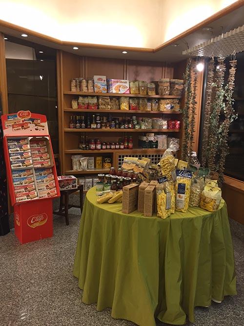 vendita di prodotti al Panificio Fratelli Montanucci di Dantomio Maria & C. snc in Treviso