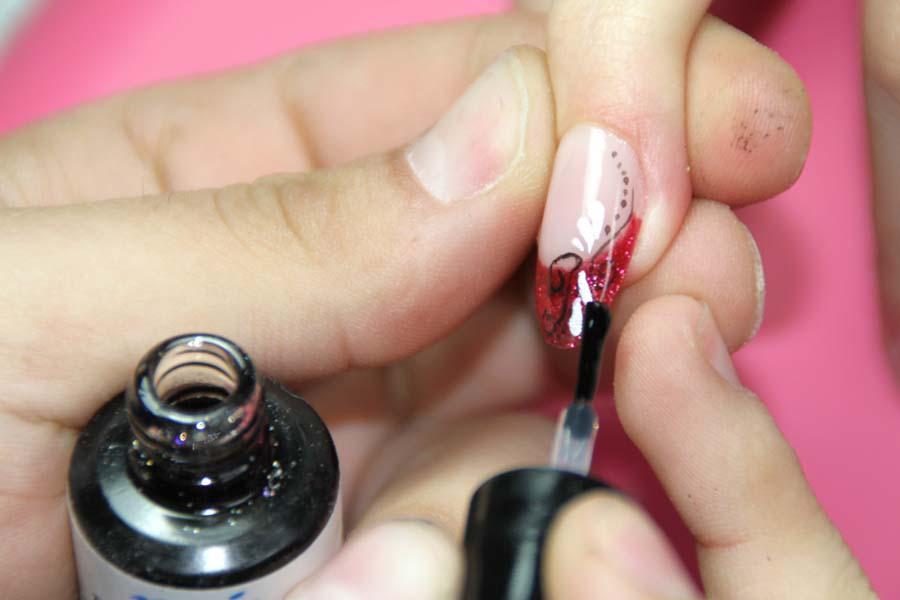 Unghie con nail art