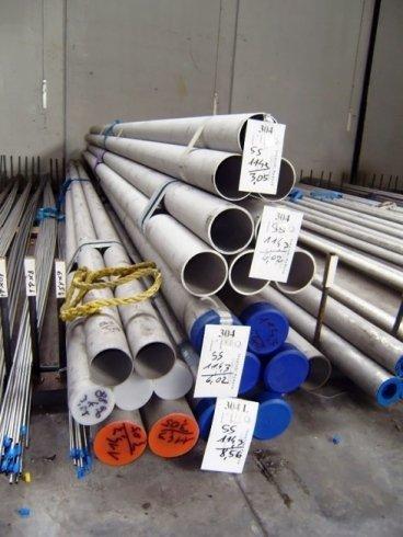 Lavorazione tubi senza saldatura
