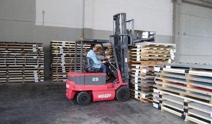 consegna materiale su richiesta