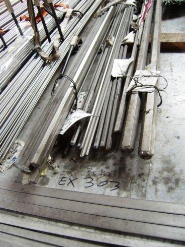 Realizzazione barre esagonali