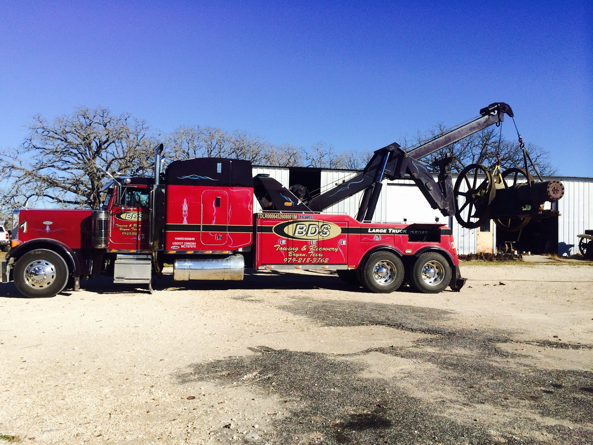 Towing Service College Station, TX