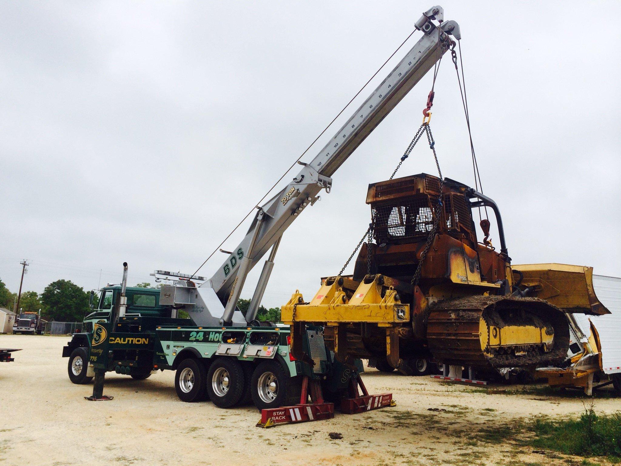 Heavy Wrecker College Station, TX
