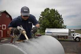 employee of a bulk lubricant supplier in High Point, NC