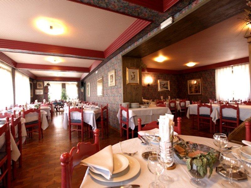 hotel restaurant Cervo