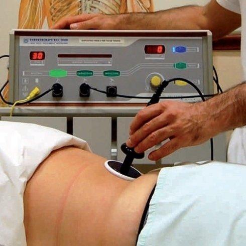 dispositivo medico per tecar terapia