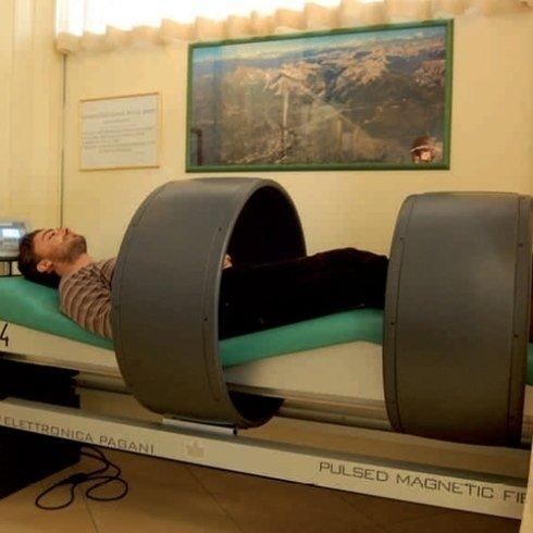 magnetoterapia total body