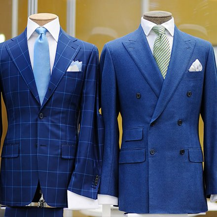 Fielding & Nicholson Bespoke Suits  Gallery Range