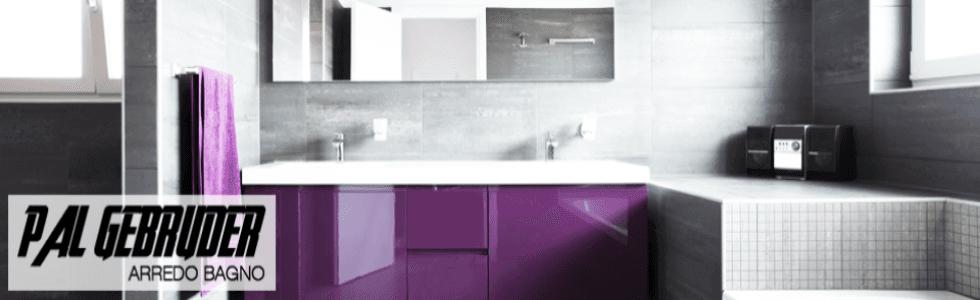 arredamento per bagni - brescia - pal gebruder - Arredo Bagno Brescia