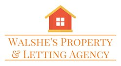 WALSHE'S PROPERTY & LETTING AGENCY logo
