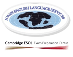JONES ENGLISH LANGUAGE SERVICES