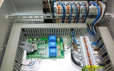 electrical command and control panels Brescia