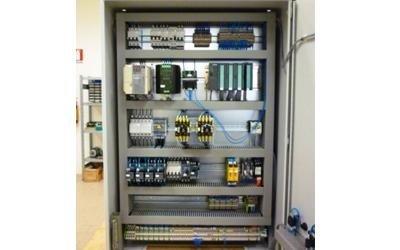 industrial electrical panel construction brescia
