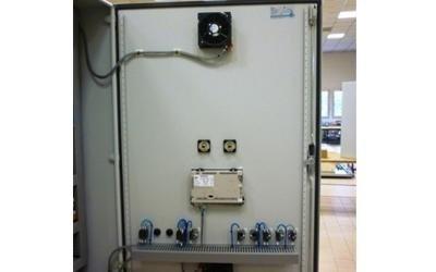 industrial electrical panel design brescia
