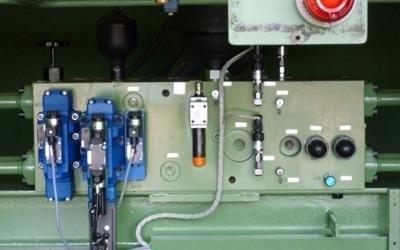 electrical command panel brescia