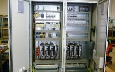 control panel maintenance brescia