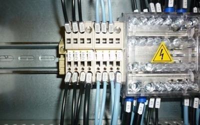 electrical extrusion panels brescia