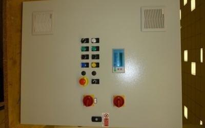 industrial automation panels brescia