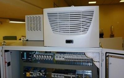 control panel support brescia