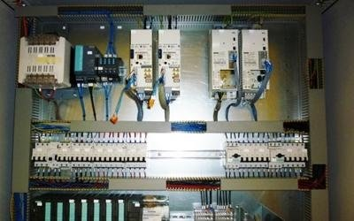 industrial automation control panels brescia