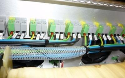 electrical panel installation brescia