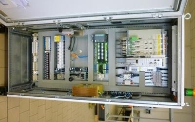 electrical panels for the marble industry brescia