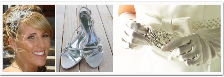 Couture dressmakers - Sandhurst, Berkshire - Debra Pattison - Accessories