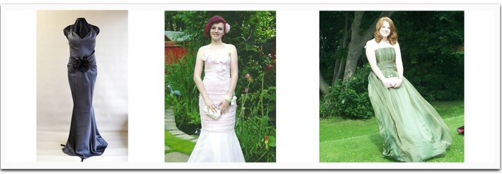 Dress design - Sandhurst, Berkshire - Debra Pattison - Prom dress