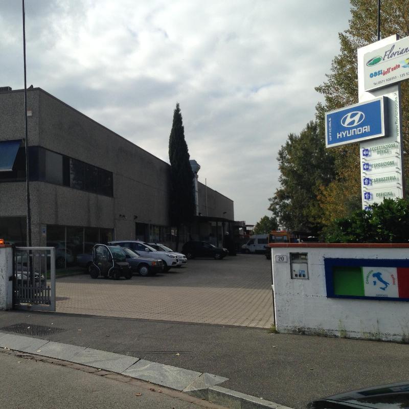 area parcheggio azienda