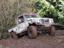 off road tuning - Chard, Somerset - Country Rovers (Chard) - Land Rover