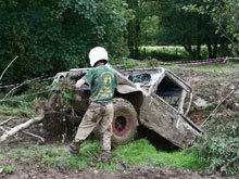 4x4 servicing - Chard, Somerset - Country Rovers (Chard) - Land Rover