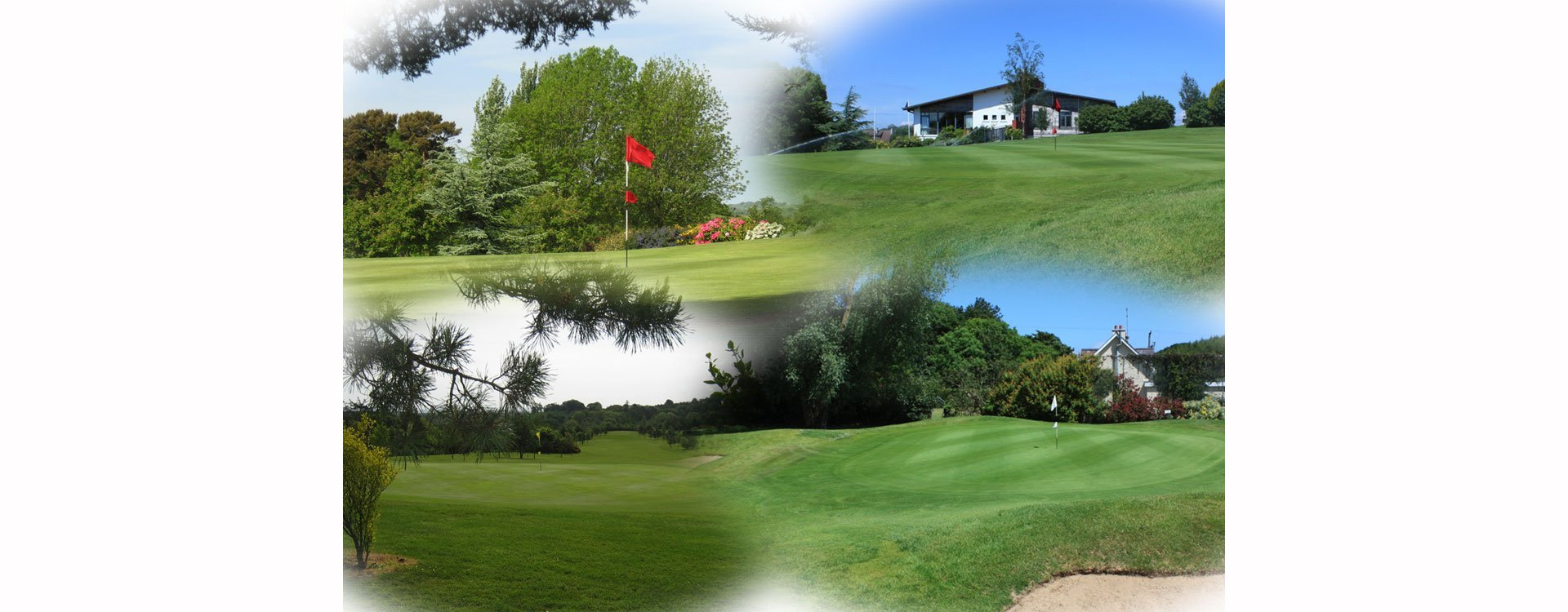 golf playing area