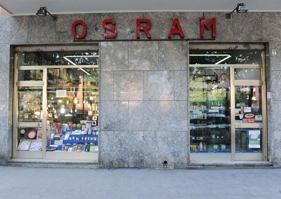 Vetrina OSRAM