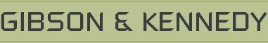 GIBSON & KENNEDY logo